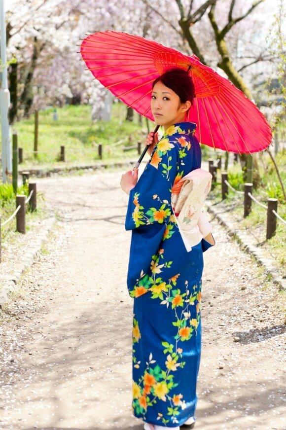Japoniškas kimono