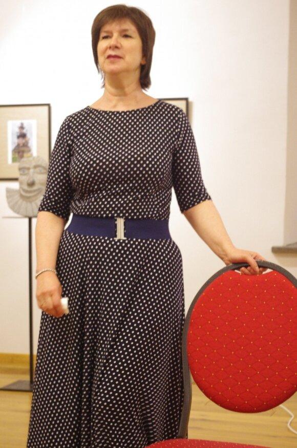 Valstybinio Vilniaus Gaono žydų muziejaus edukacinių programų vadovė ir lektorė Natalja Cheifec