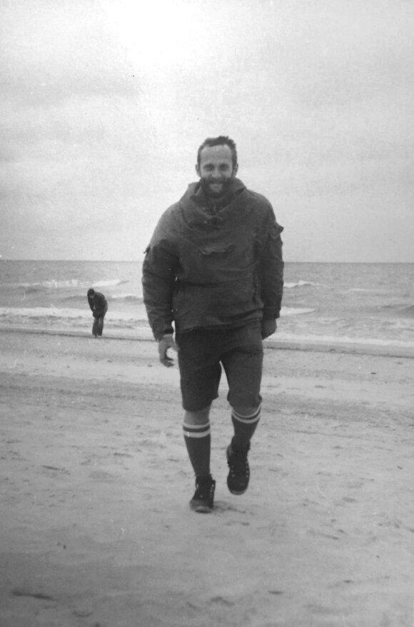 J. V. Tūro tėvas Vladas Ričardas Tūras