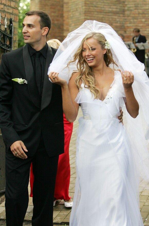 Godos Sabutytės ir Rolando Alijevo vestuvės