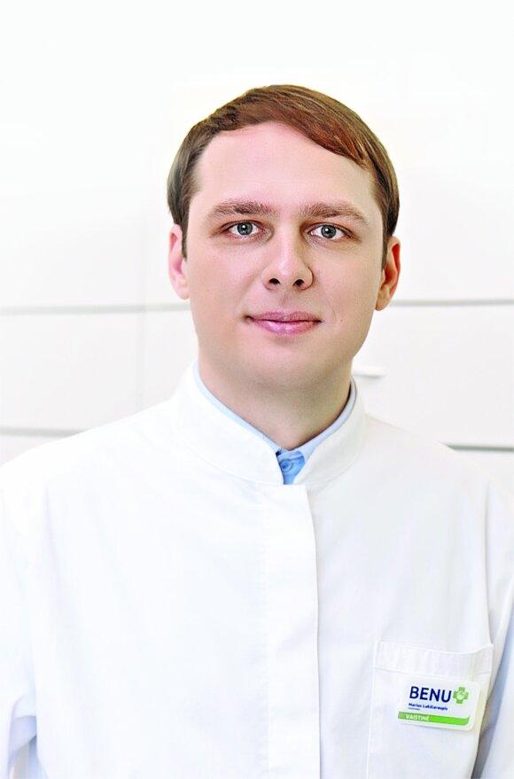 Marius Lukštaraupis