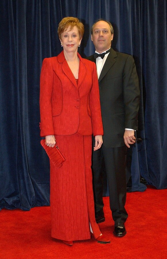 Carol Burnett ir Brianas Milleris