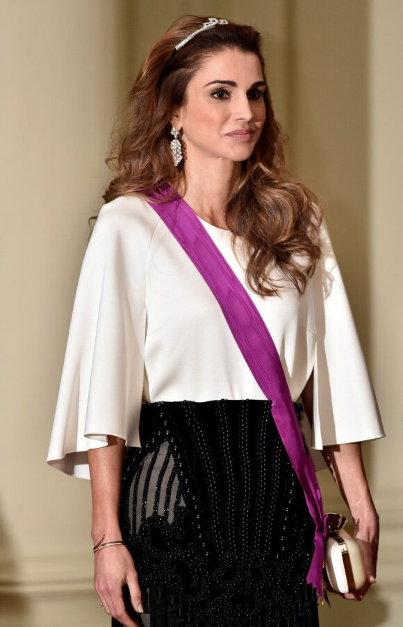 Karalienė Rania