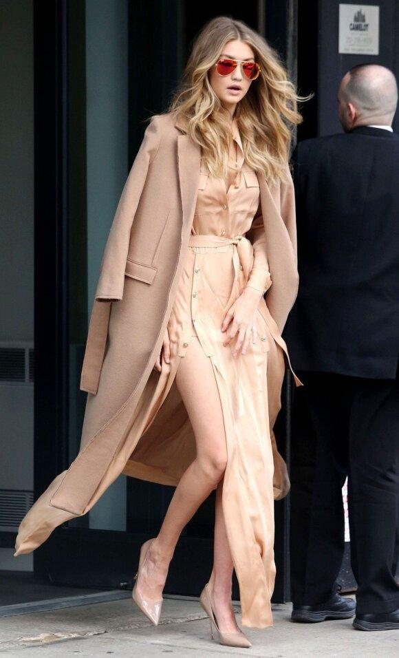 Modelis Gigi Hadid