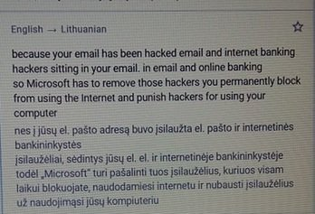 Užsienio interneto sukčių akiratyje – ir lietuviai: moteris per vėlai sužinojo apie klastą