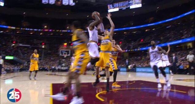 """Išsiilgusiems NBA: 25 gražiausi """"Cavaliers"""" sezono epizodai"""