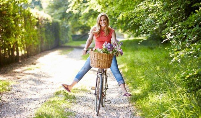 Kaip krenta svoris važiuojant dviračiu? Atsako sporto medicinos gydytojas