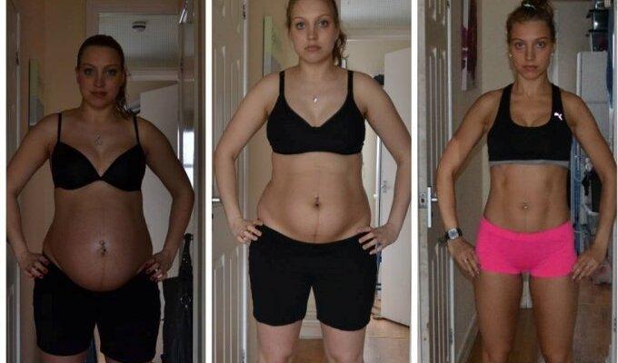 27 metų Lilija po nėštumo atsikratė 28 kg: man padėjo bėgiojimas su vežimėliu FOTO