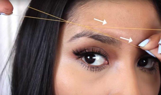 Kaip greitai ir neskausmingai šalinti plaukelius su siūlu Galima depiliuoti visą kūną
