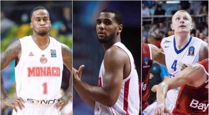 Žalgiriečių naujokai (FIBA ir Getty Images nuotr)
