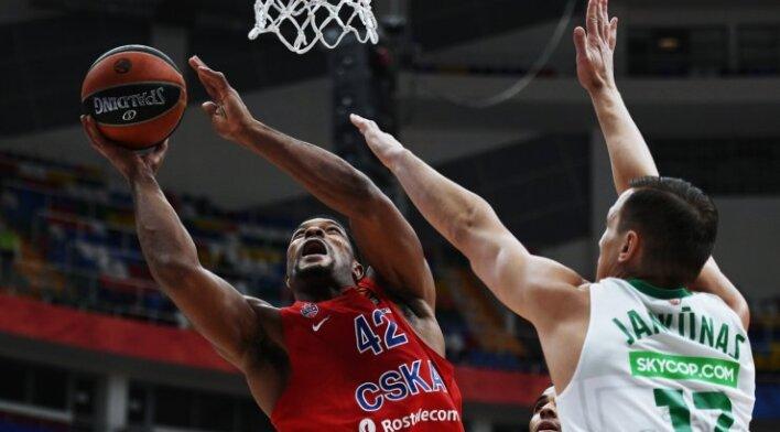 CSKA – Žalgiris