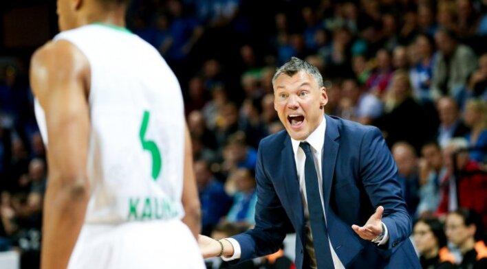 Šarūnas Jasikevičius (Foto: Matas Baranauskas)