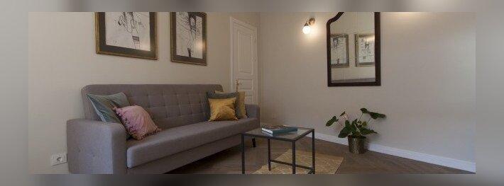 PRIEŠ ir PO: 40 kv.m butas Vilniuje, kuriame nereikia kurti prabangos – pakanka vaizdo pro langą