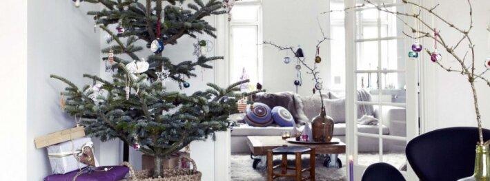 Namas Danijoje, kuriame tobulai sukurtas šventinis scenarijus