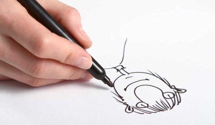 Menas namuose: pieškite ir laimėkite prizų