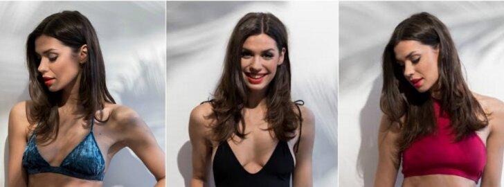 Lietuvoje kurti bikiniai susuko galvas stipriosios lyties atstovams