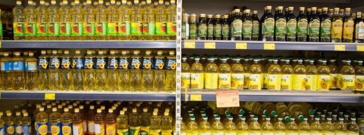 Patarė, kaip išsirinkti ir tinkamai vartoti aliejų