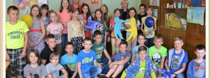 """Alytaus Panemunės pagrindinė mokykla tapo geriausia Lietuvoje """"eTwinning"""" projekte"""