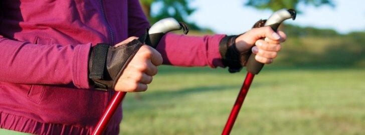 Lėta eisena – ankstyvas ligos požymis