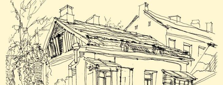 Kokiuose namuose gyveno senovės lietuviai ir kodėl langai buvo... popieriniai?