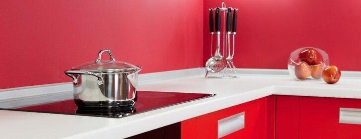 Kodėl yra praktiški L formos ir tiesinės virtuvės išplanavimai ?