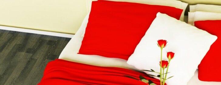 Fengšui patarimai, kaip į miegamąjį pritraukti meilę ir pastovumą