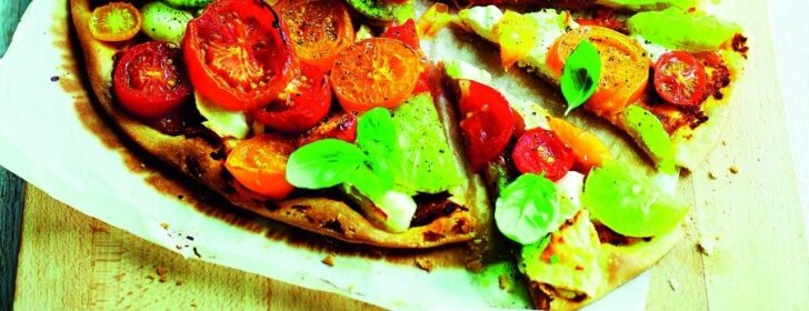 Nepakeičiamieji pomidorai: 6 receptai