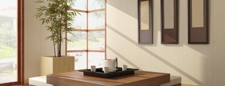 Japoniško interjero kūrimo idėjos
