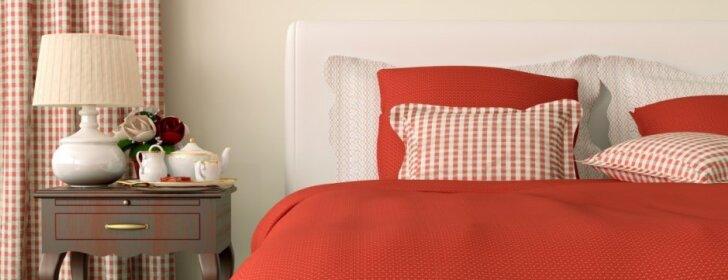 Kaip teisingai parinkti spalvą miegamajam