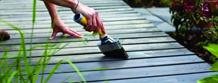 Gudrybės, dėl kurių terasa, lauko baldai ir pavėsinė bus patvarūs bei ilgiau išliks dekoratyvūs