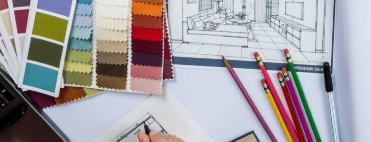 Diskusija: aspektai, į kuriuos reikėtų atkreipti dėmesį renkantis interjero dizainerį