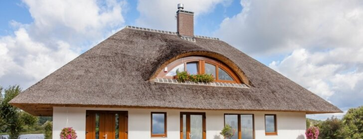 Pasistatyk svajonę: laimėk 100 tūkst.Lt vertės prizą ekologiško namo statyboms!