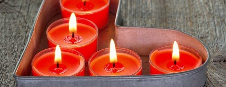 Tai būtina žinoti prieš degant žvakes