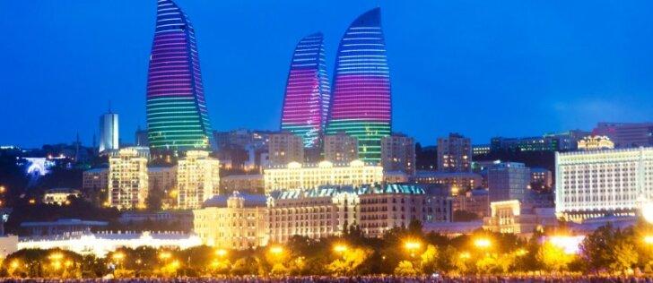Ką verta žinoti prieš vykstant į Azerbaidžaną