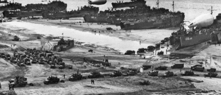 Antrojo pasaulinio karo operacijoje dalyvavęs laivas išgelbėtas nuo pražūties