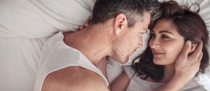 Eksperimentas: 7 absoliutaus pritarimo vyrui dienos