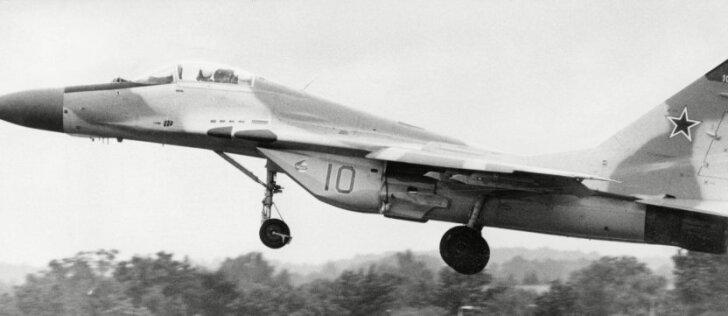 """Kaip sovietai """"Mig-29"""" praganė: pakako torto su migdomaisiais"""