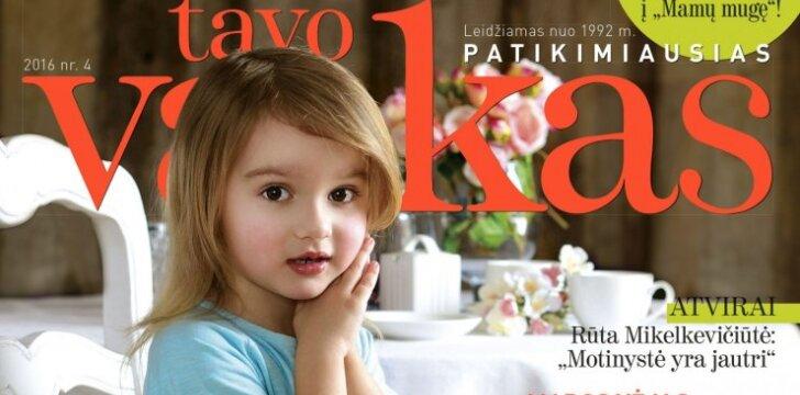 """Atsakyk į kelis klausimus apie žurnalą TAVO VAIKAS ir laimėk dovanų! <sup style=""""font-family: yui-tmp;"""">REZULTATAI</sup>"""