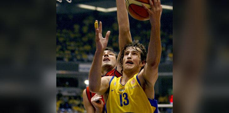"Simas Jasaitis (""Maccabi"")"