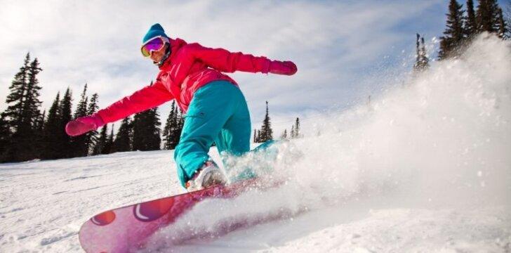"""Fotokonkursas: pasidalink slidinėjimo akimirkomis ir laimėk kvietimą į """"Snow Areną"""" (skelbiame nugalėtoją)!"""