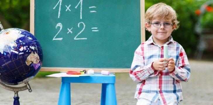 Patarimai nuo A iki Z būsimųjų mokinių tėvams
