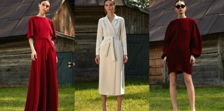 Nauja suknelių kolekcija norinčioms jaustis moteriškai ir būti savimi