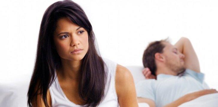 Niekada orgazmo su vyru nepatyrusi moteris: dėl to žlunga visi mano santykiai, padėkite! Psichologo komentaras