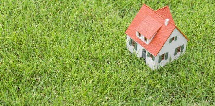 5 priežastys, kodėl geriau statyti namą iki 100 kv. m