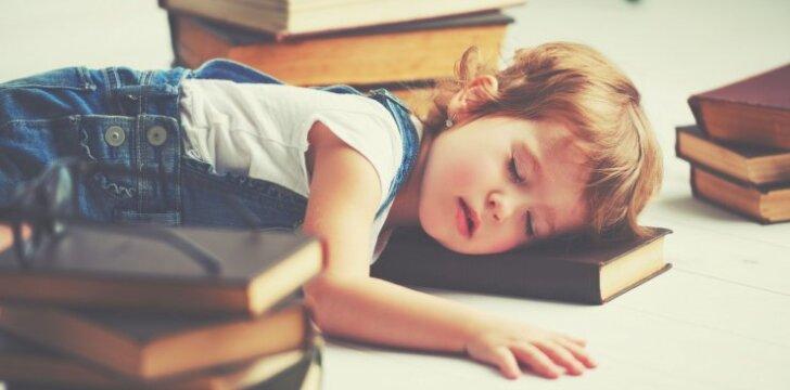 Pedagogė: mokymosi tempas didžiulis, vaikai pavargsta ir mokykla jiems tampa atgrasi