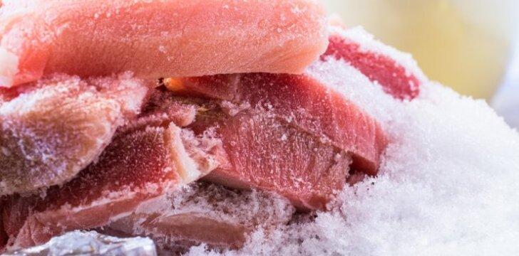 Šaldyta mėsa