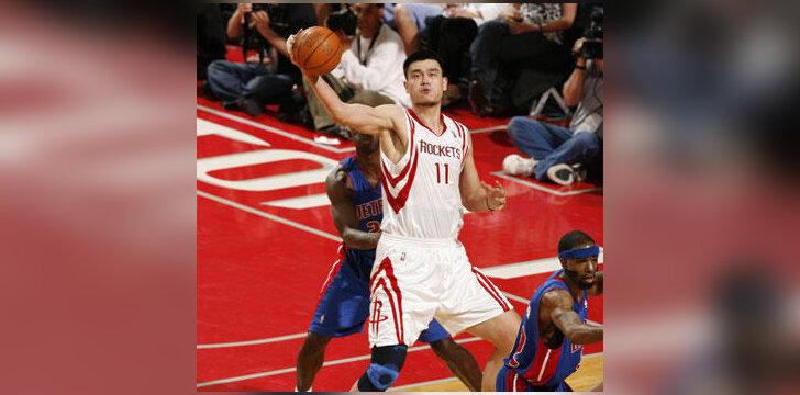 """Yao Mingas (""""Rockets"""")"""