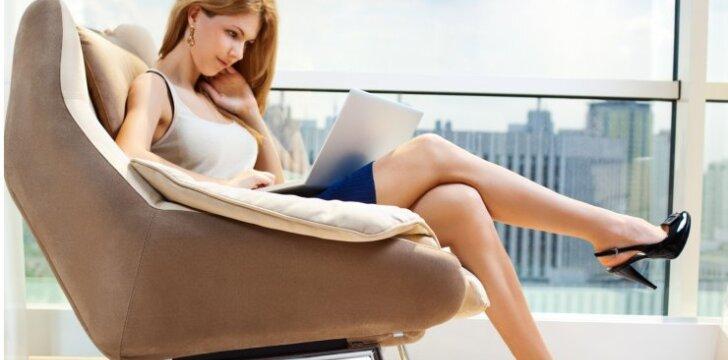 Kodėl sekso moterys ieško internete?