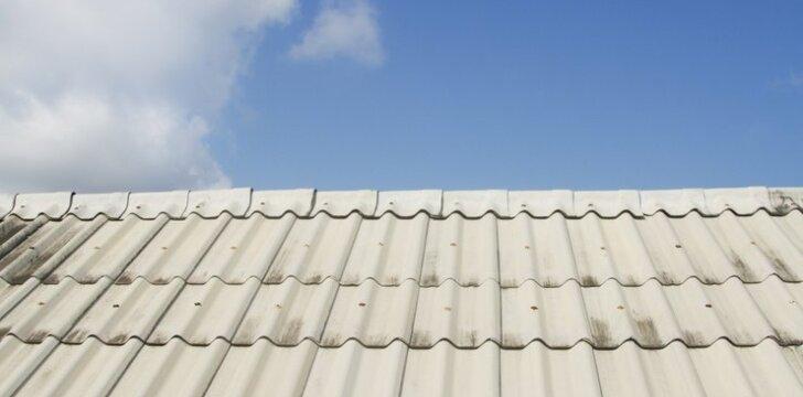 Renkamės stogo dangą: šiferis