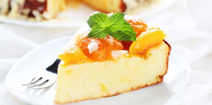 2 sveikatai palankūs receptai: varškės apkepas ir daržovių troškinys